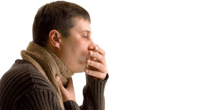 кашель при туберкульозі