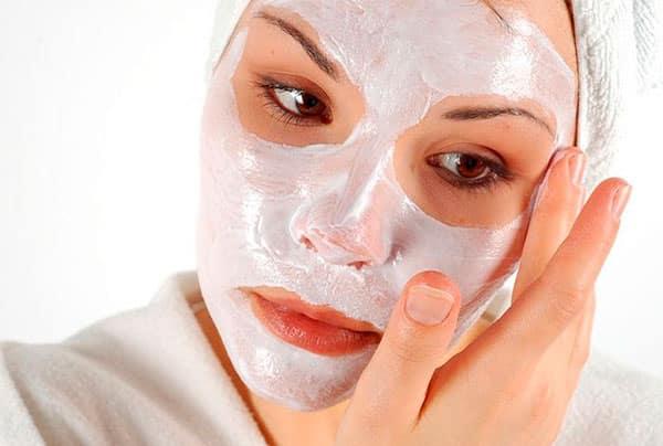 Кефірна маска для лица