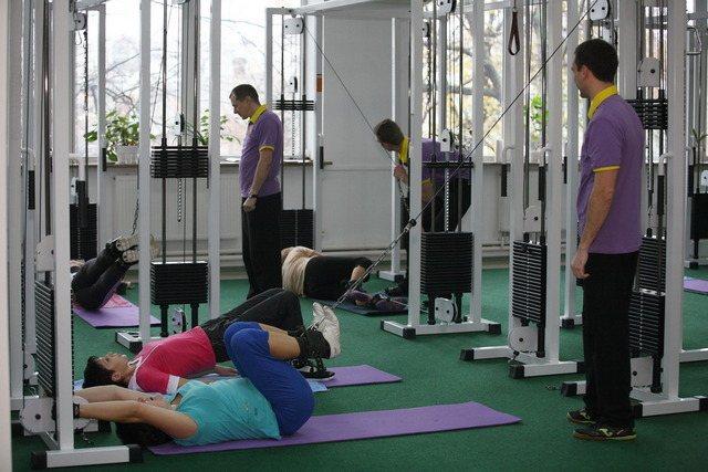 Кінезітерапія допомагає відновити загальну функціональність м'язів