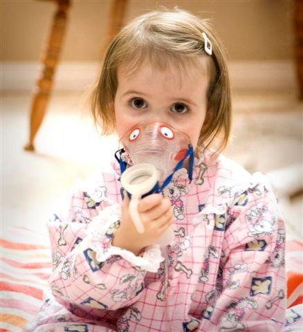 Кислородотерапия у хворого на муковісцидоз