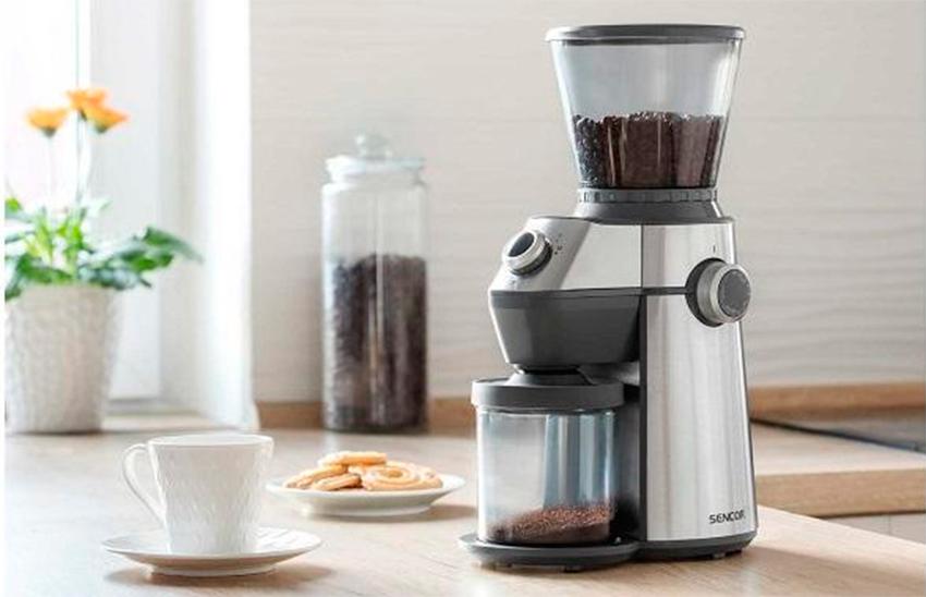 Кофемолка Sencor SCG 6050