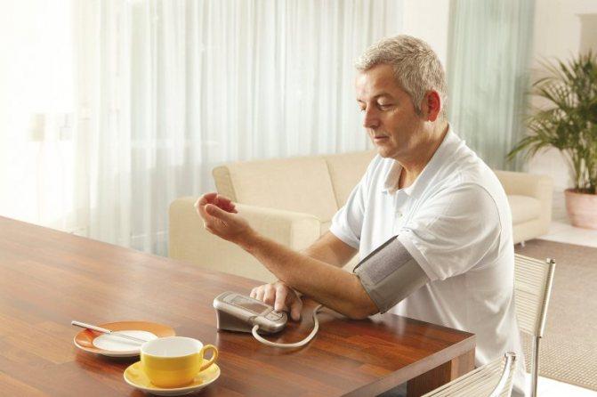 кава і підвищений тиск