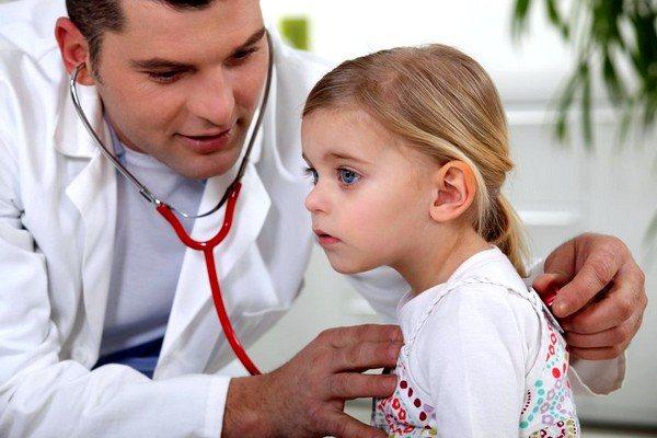 Кашлюк може викликати кашель у дітей