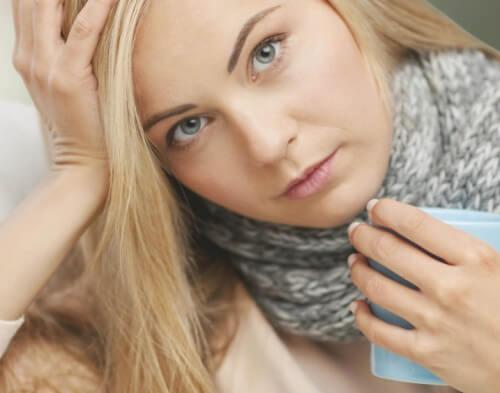 Компрес швидко вилікує болю в горлі