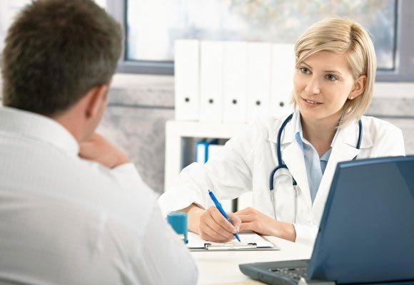 Консультація лікаря