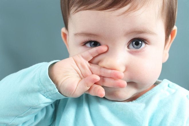 Кон'юнктивіт у дитини