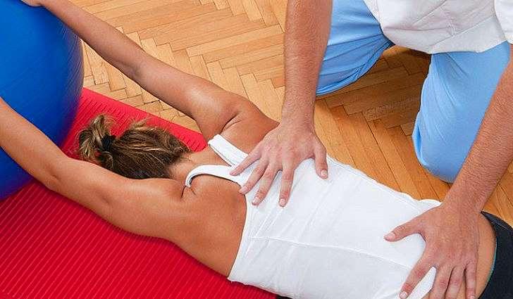 Лікувальна фізкультура и масаж
