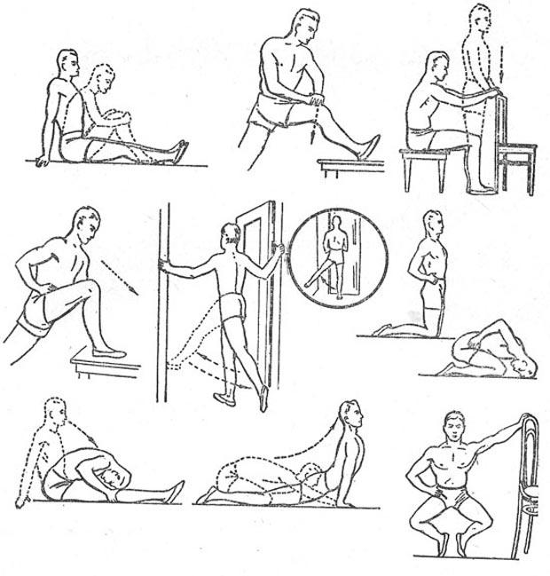 Лікувальна фізкультура при ревматизмі
