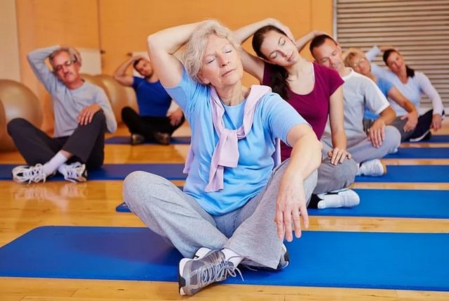 Лікувальна фізкультура стані Відмінною профілактікою для хвороб спини