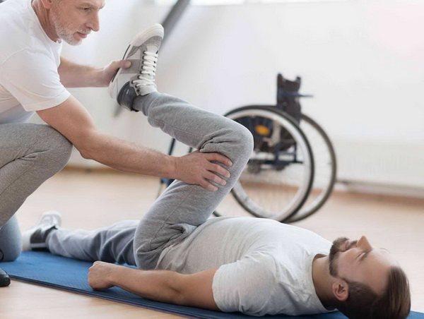лікувальна гімнастика
