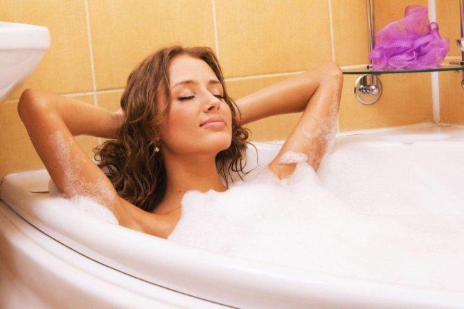 лікувальна ванна