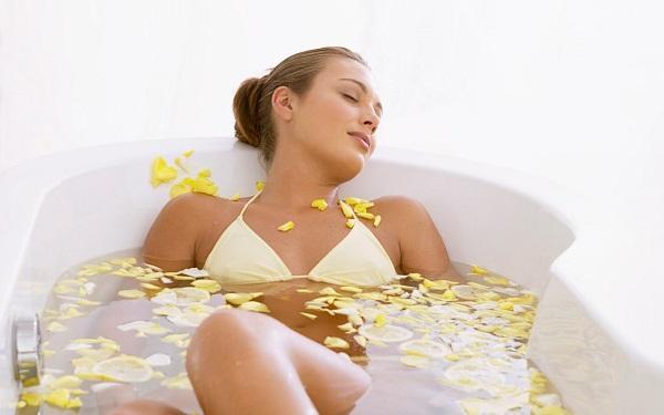 Лікувальні ванни від циститу