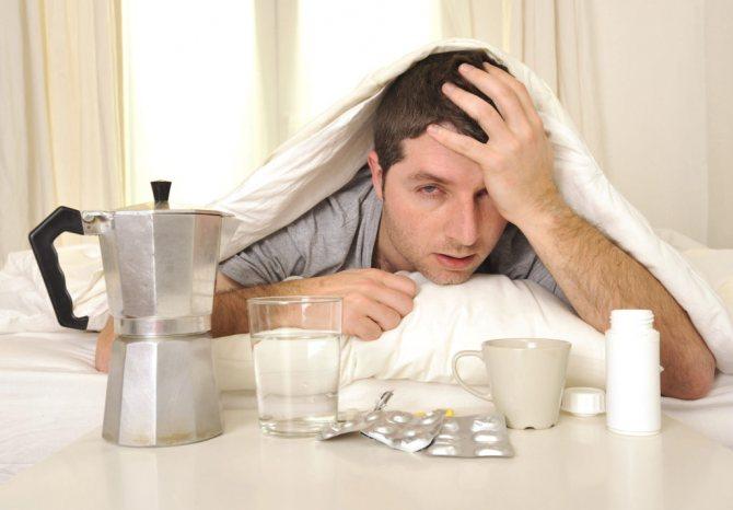 Лікування алкогольного Отруєння в Домашніх условиях