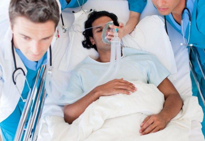 Лікування анафілактічного шоку
