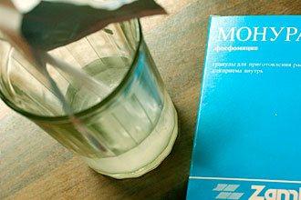 Лікування циститу при лактації монуралом