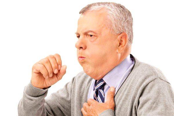 Лікування непродуктивного (сухого) кашлю передбачає швидке переведення його в продуктивний (вологий)