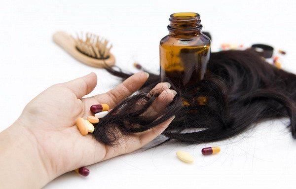 лікування облисіння таблетками