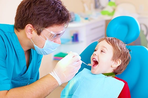 лікування періодонтиту у дітей