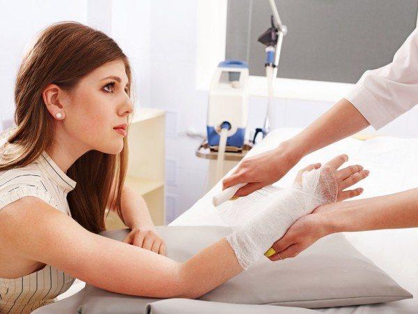 Лікування серйозних ран