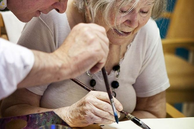 ліки від деменції для літніх
