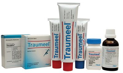 Лікарські форми препарату Траумель