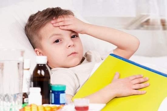ліки від кашлю для дітей