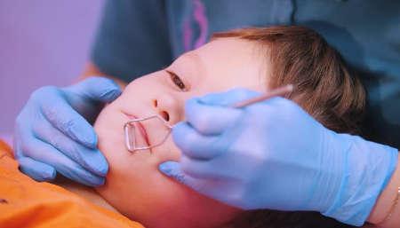 Логопедичний масаж при дисфагії у дитини