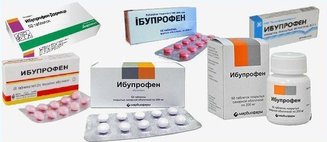 Кращі знеболюючі таблетки при зубному болю