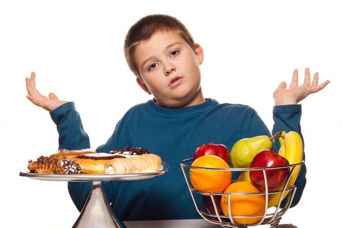 хлопчик з діабетом
