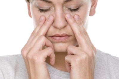масування носа