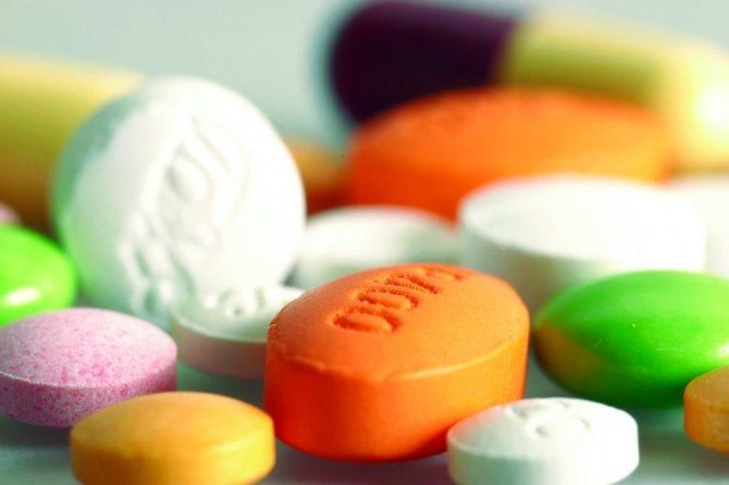 медикаментозне терапія