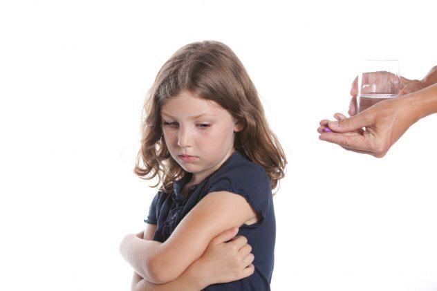 Медикаментозне лікування гіперактівності у дітей