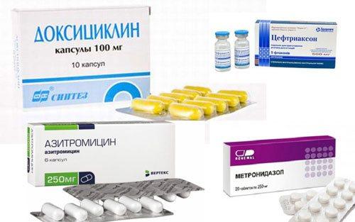 Медикаменти проти уретриту