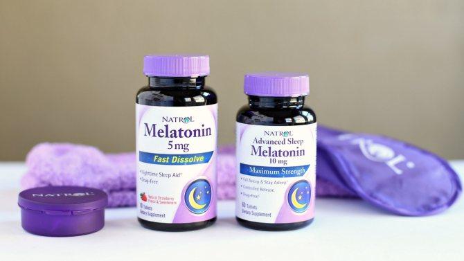 Мелатонін: інструкція із застосування таблеток для сну