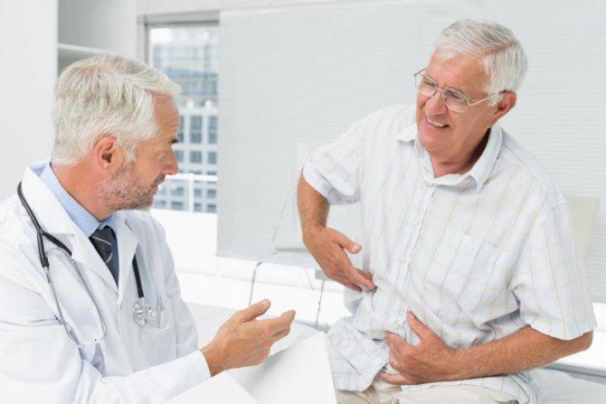 Меню при грижі стравохідного отвору діафрагми