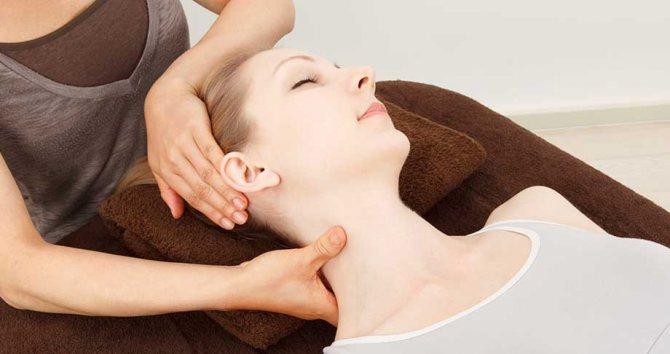 Методи лікування болю в шиї