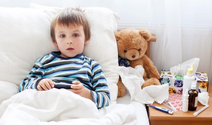 Методи лікування мононуклеозу у дітей
