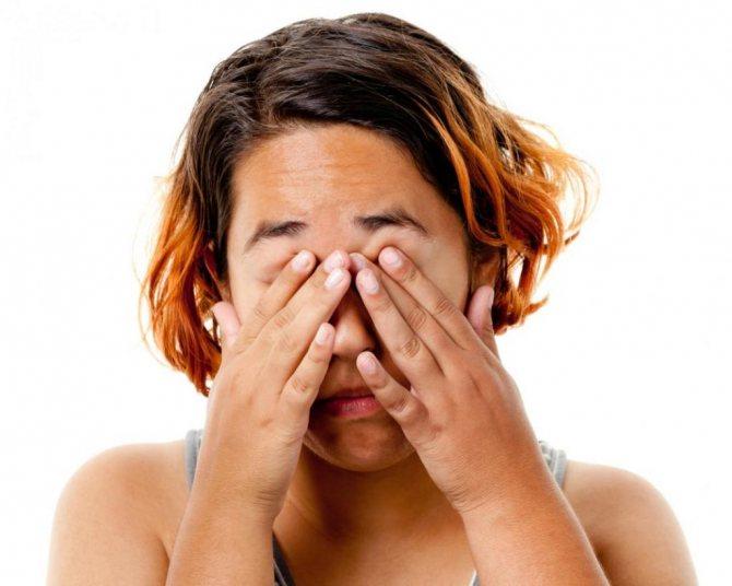 міопатія очі лікування