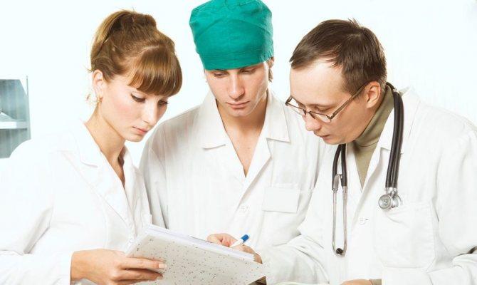 думка лікарів