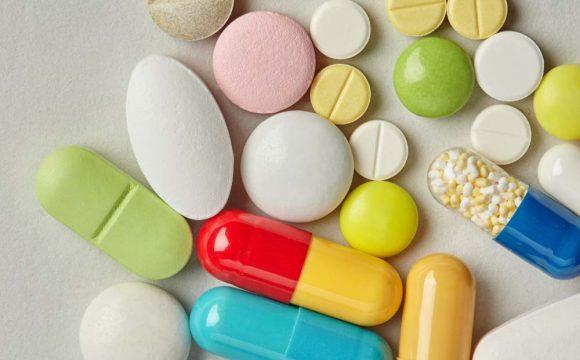 багато таблеток