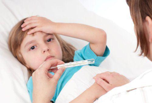 Чи може дитина заразітіся генітальнім герпесом