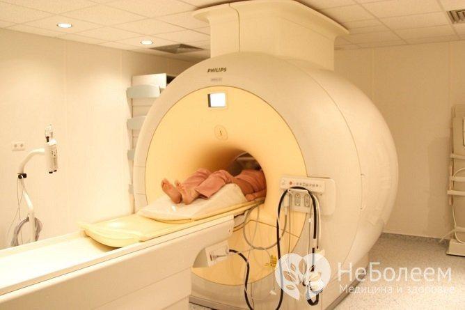 МРТ - основний метод діагностики міжхребцевих гриж