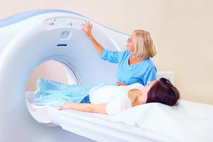 МРТ при болях в коліні