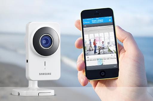 Видеонаблюдение для дома: современные технологии с передачей изображения на смартфон