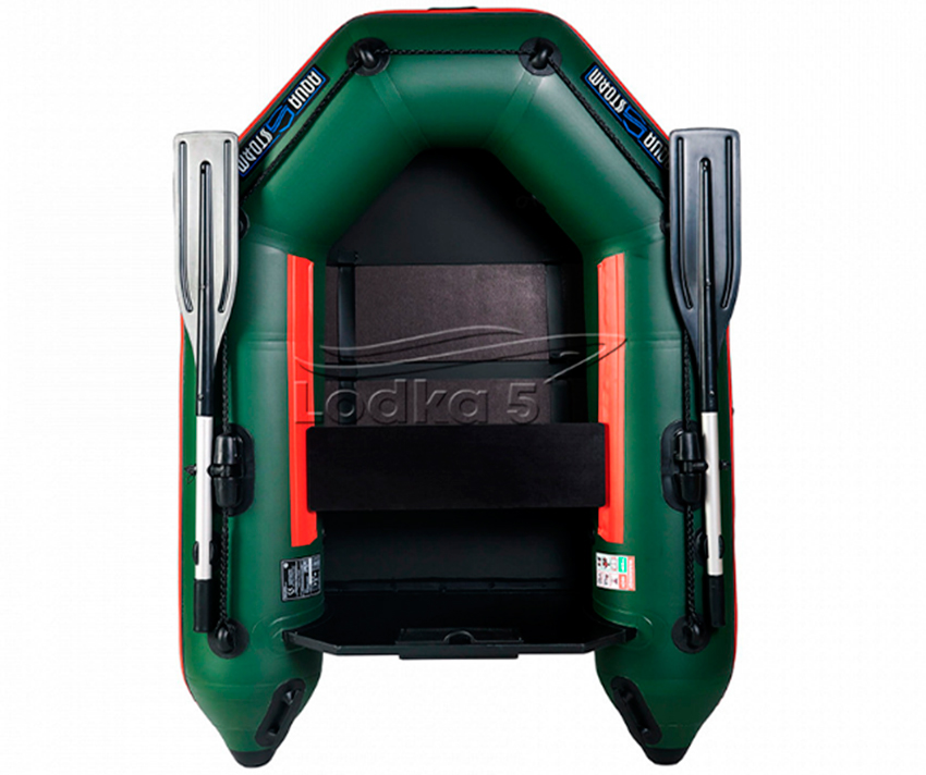 Качественная надувная лодка (товар и фото магазина https://lodka5.com.ua/)