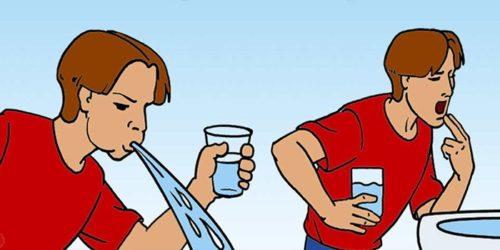 Порушення перистальтики кишечника може викликати блювоту