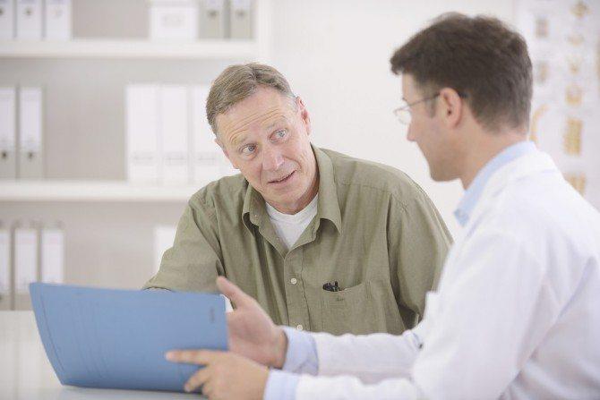 Порушення щітовідної залоза у чоловіків