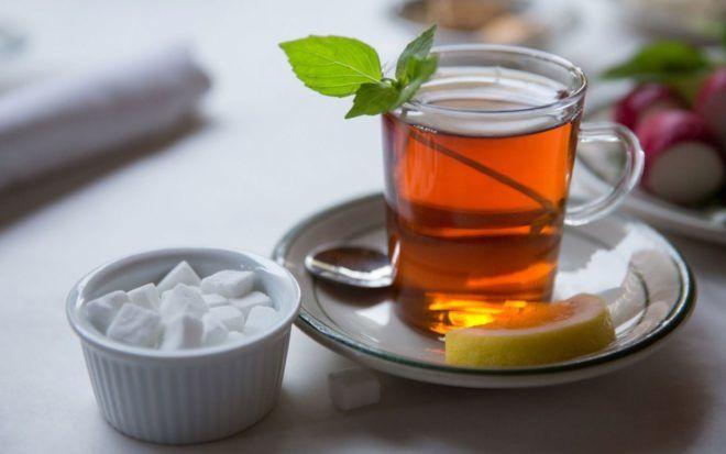 Чи не міцний чорний чай