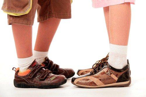 Неправильна взуття як причина пітлівості ніг
