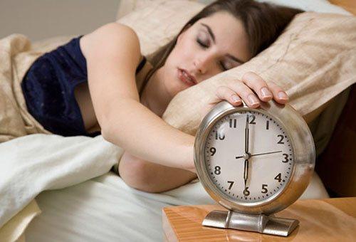 Неправильний режим сну